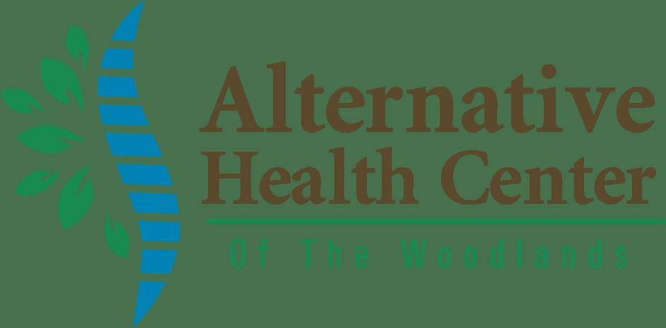 alternative health center of the woodlands logo