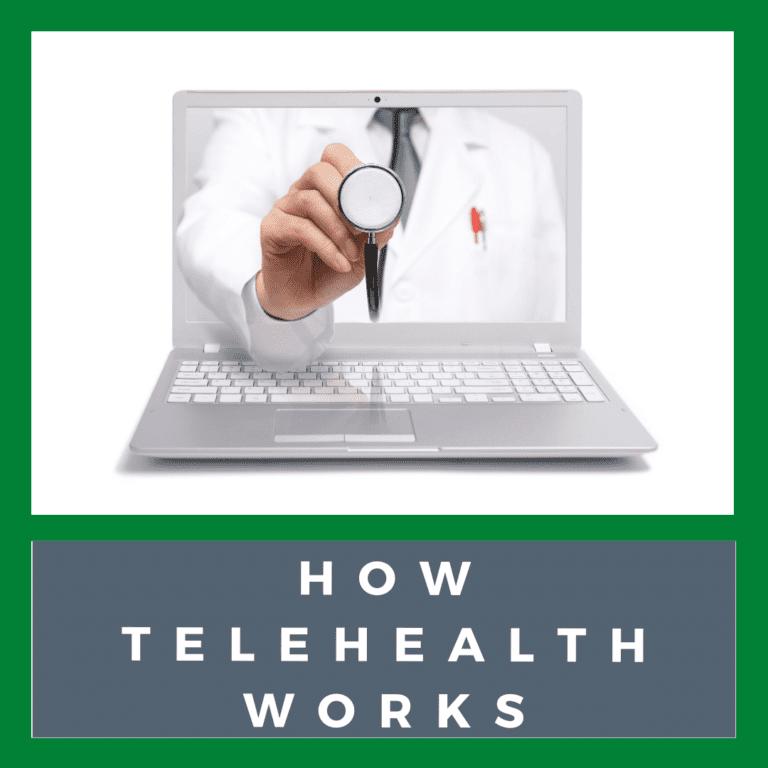 How TeleHealth Works