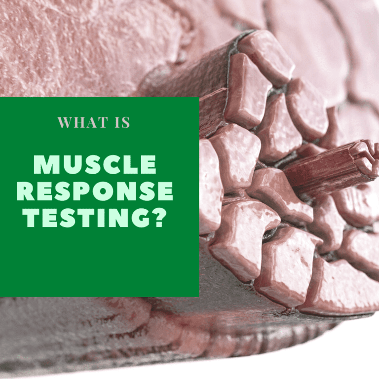 What is Muscle Response Testing