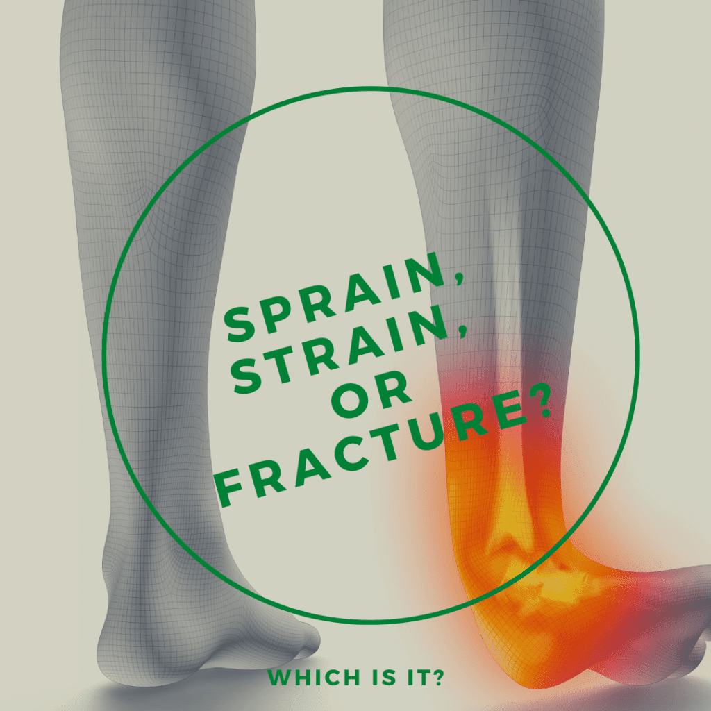 Sprain or Strain