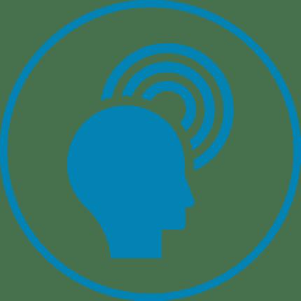 NeuroEmotional Technique (NET) Icon Blue